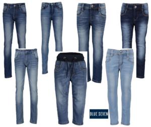 Blue Seven - NOS collectie - Eileen4Kids